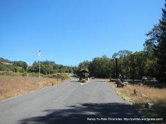 to sugarloaf ridge park