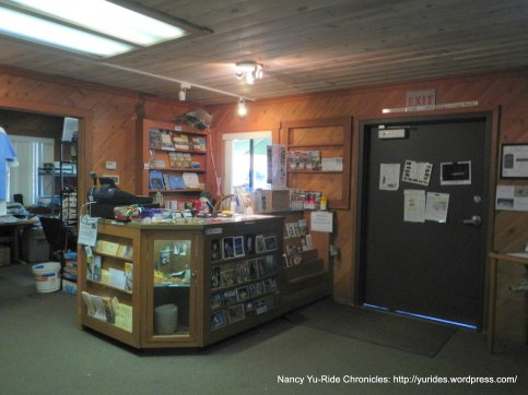 sugarloaf ridge visitor center