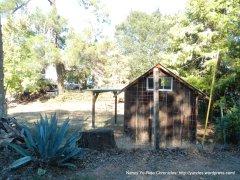 mountain shack