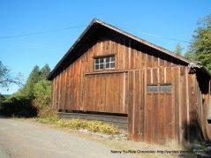 sonoma mountain barn