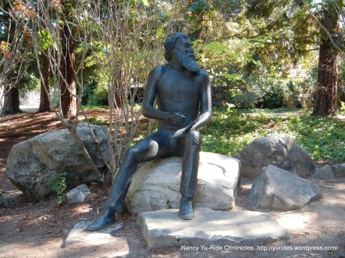 john muir sculpture