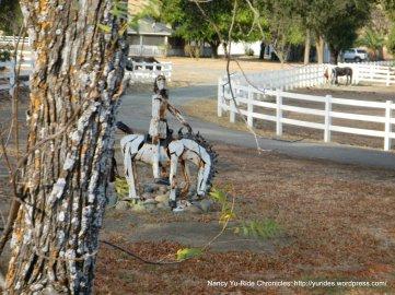 cowboy sculpture