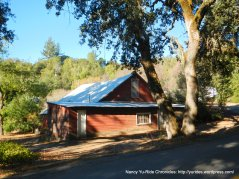 Mt Veeder rd farmhouse