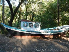 popeye & olive boat