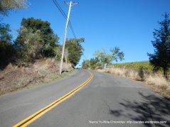 mt veeder rd steep climb