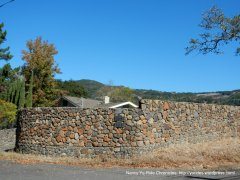 wild horse valley rd stone wall