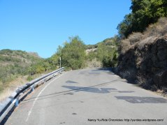 wild horse valley steep climb