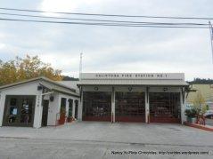 calistoga fire station