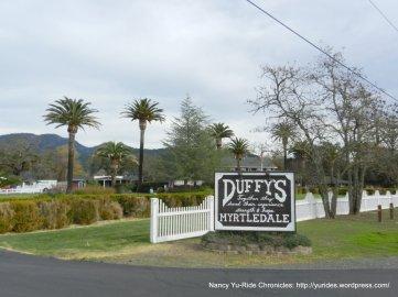 duffy's rehab