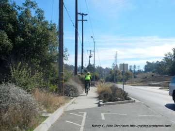to carquinez bridge trail