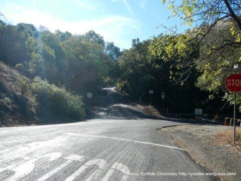 reservoir st to carquinez scenic dr