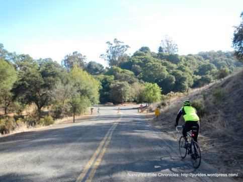 carquinez scenic dr to lower gate