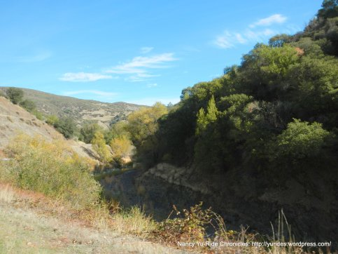 dry capell creek