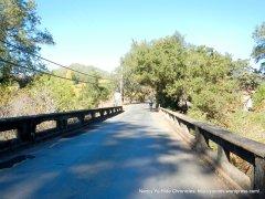 historic mayacama bridge