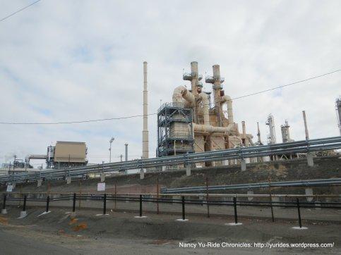 san pablo ave refinery