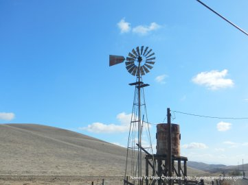 collier canyon windmill