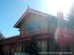 danville depot