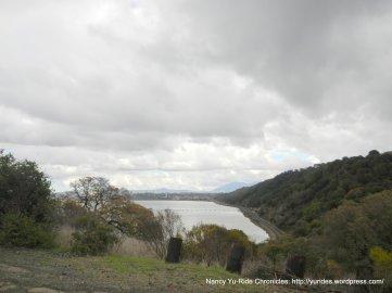 view of carquinez strait
