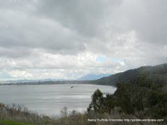 view of carquinez strait