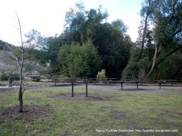 crow picnic area