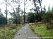 walk up Shore Trail