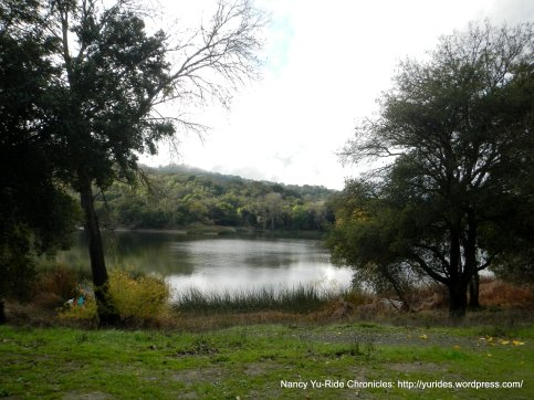 view of lake