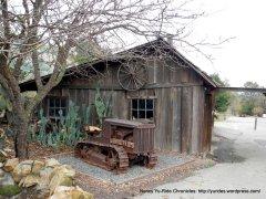 blacksmith shop