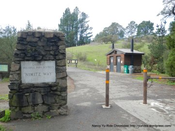 nimitz way trailhead