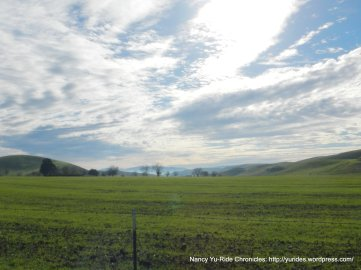 open valley