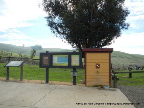 brushy peak laughlin ranch staging area