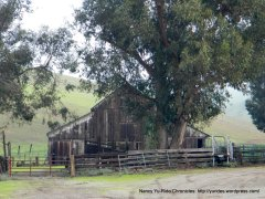 brushy peak farm buildings