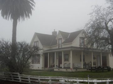 N Flynn Rd ranch house