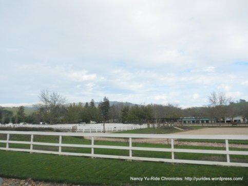 camino tassajara horse facility
