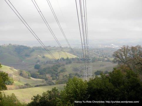 ridge top valley views