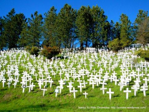 lafayette cross memorial