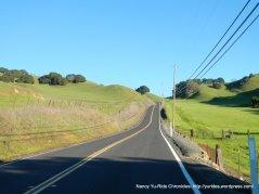 steep climb-pig farm hill