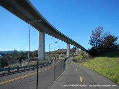 exit bridge to park rd