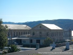 historic benicia arsenal buildings