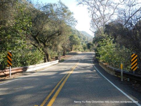 palomares rd steep climb