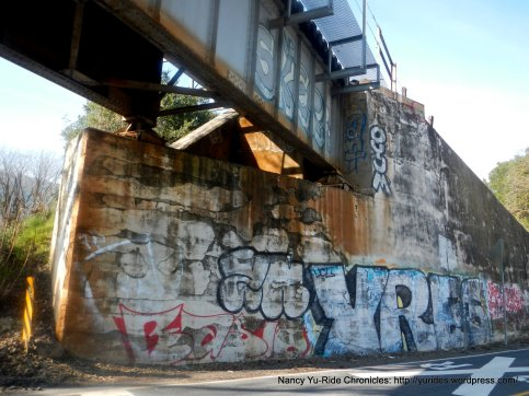 trestle graffiti