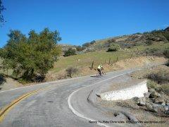 metcalf rd-climb up through metcalf canyon