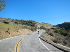 metcalf rd-climb up through metcalf canyon