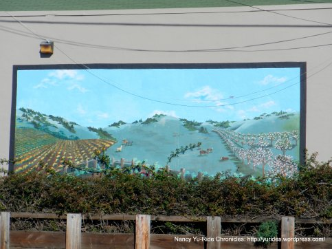 four corners mural