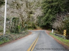 browns valley rd-redwood canyon