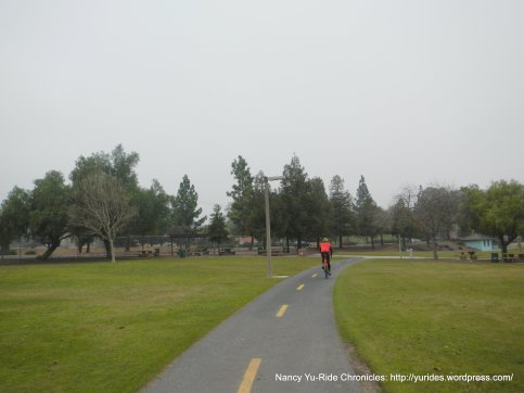 almaden lake trail