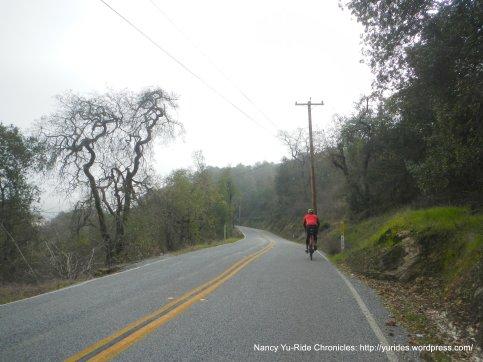 hicks rd-climb to dam