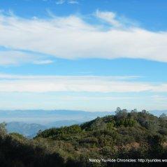 east mountain views