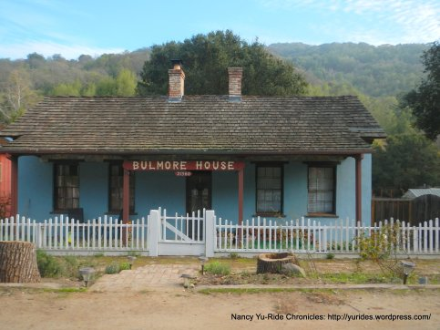 new almaden old mining homes