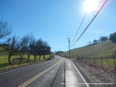 climb east pig farm hill