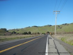 castro ranch rd to alhambra valley
